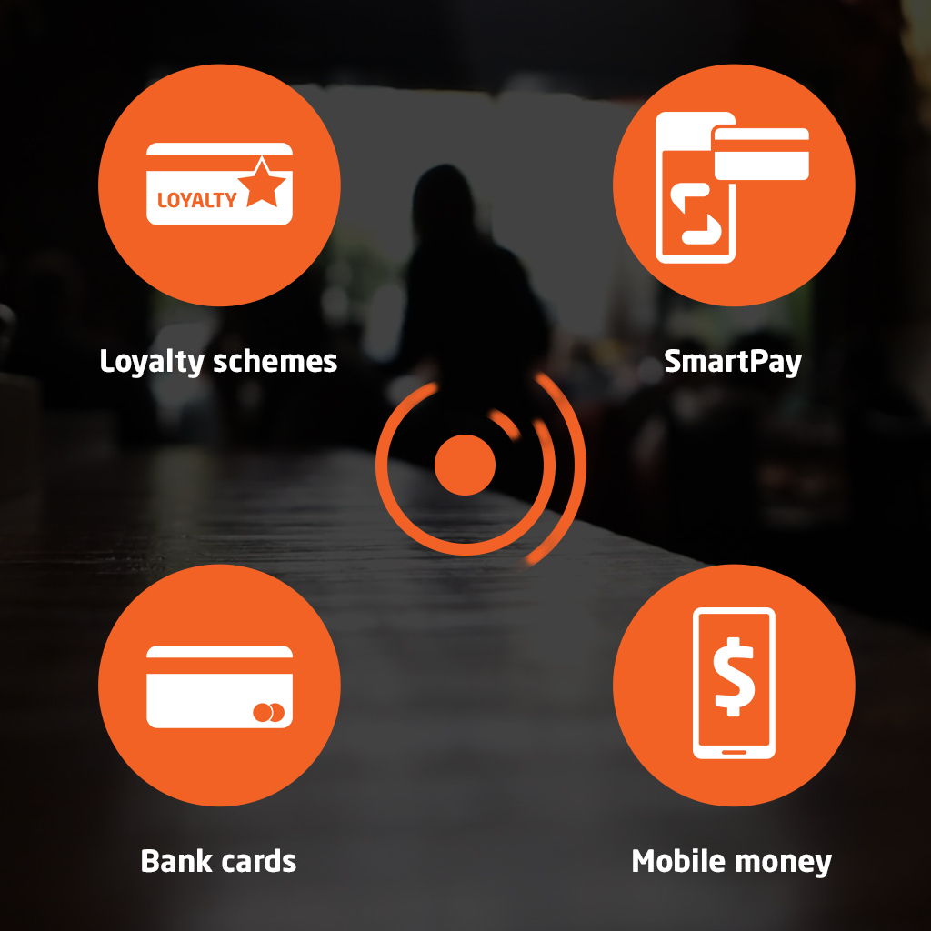 Imnichannel payments with SmartPAY.